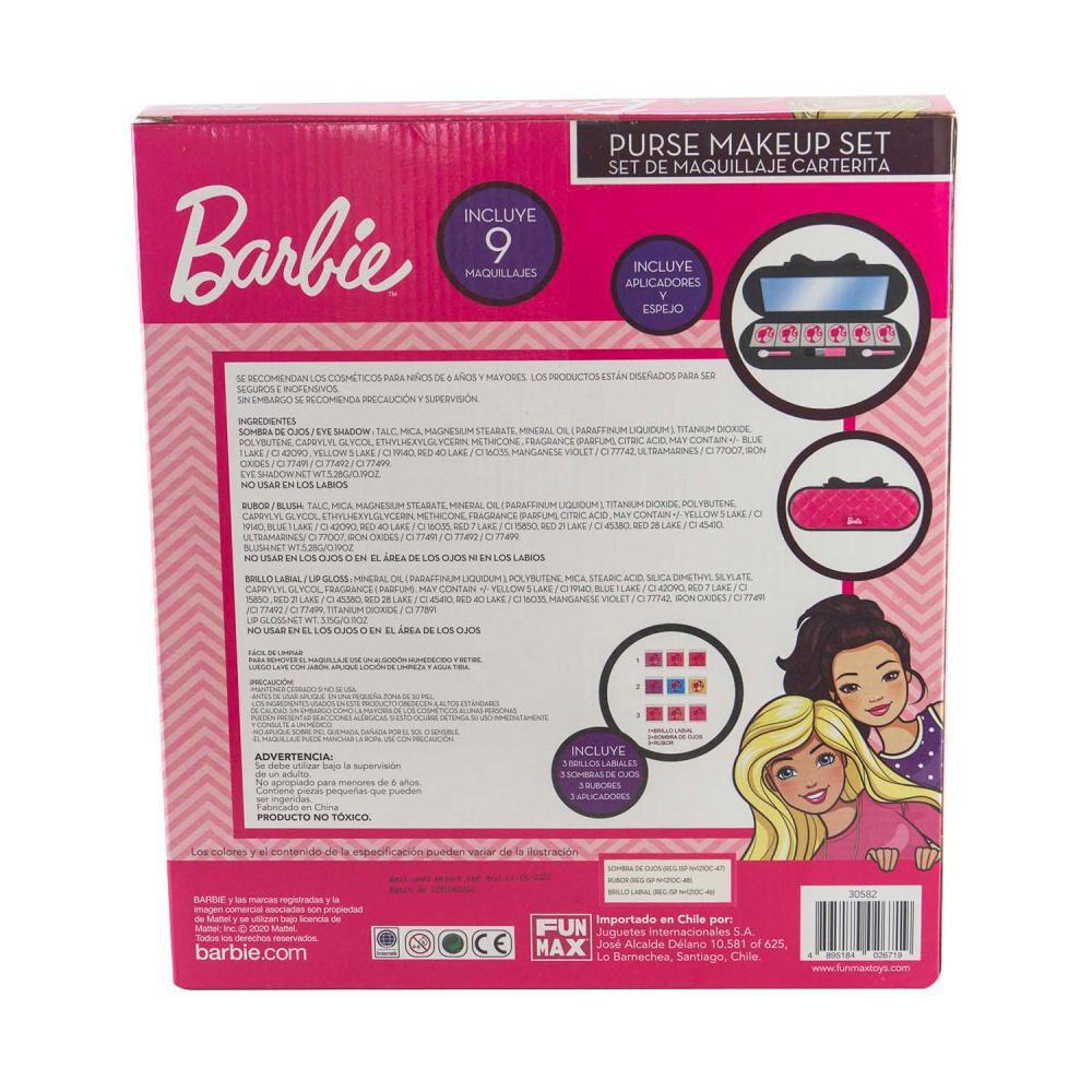 Maquillaje Belleza Barbie image number 2.0