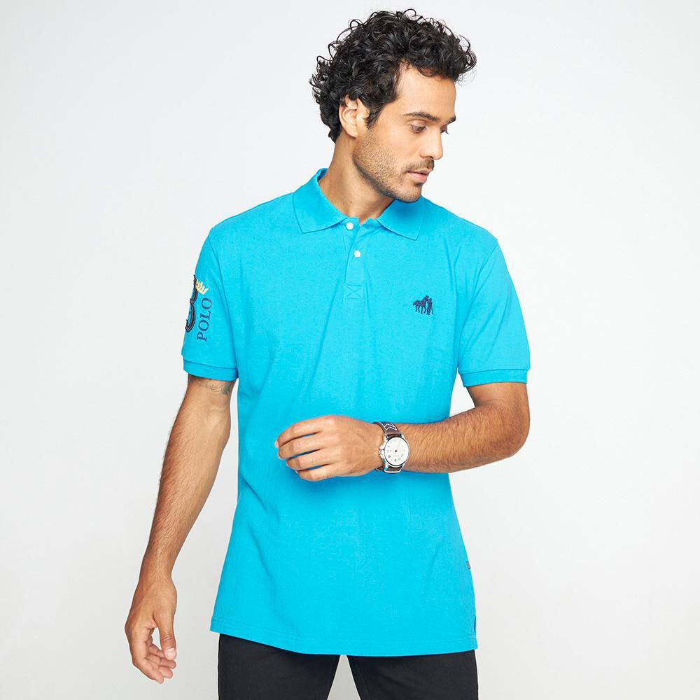 Polera Hombre The King's Polo Club image number 0.0