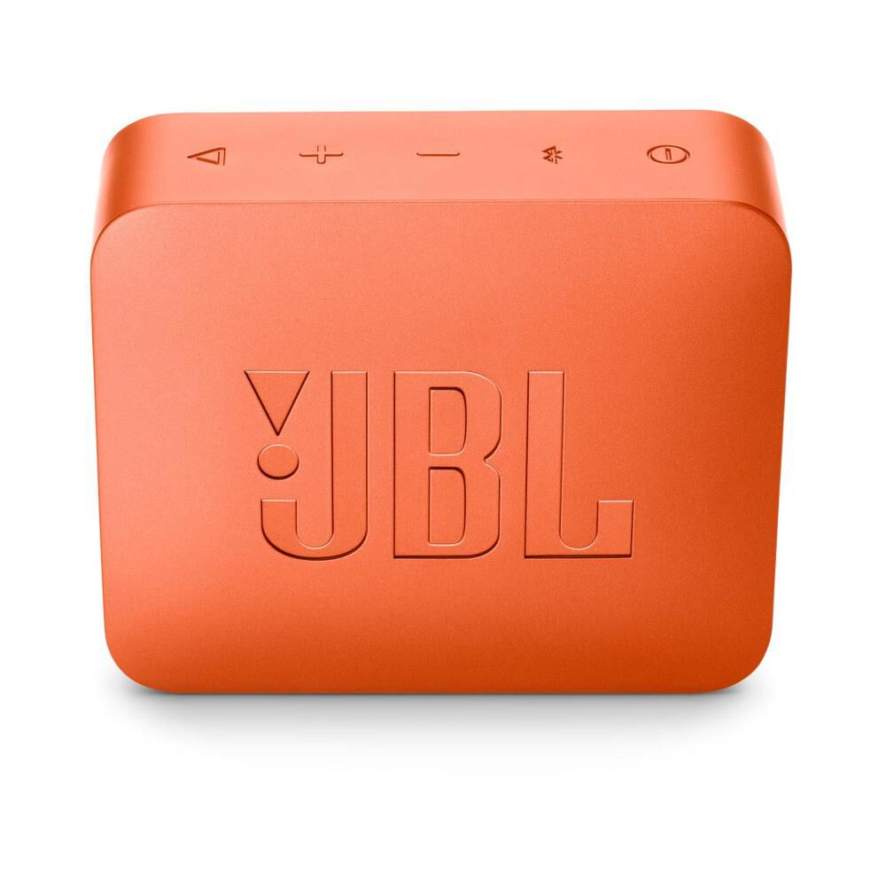 Parlante Bluetooth Jbl Go 2 Orange image number 2.0