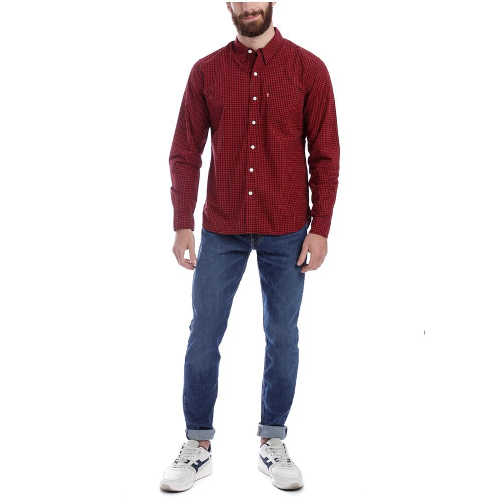 Jeans Hombre Tapered Fit Levi´S 512 image number 3.0