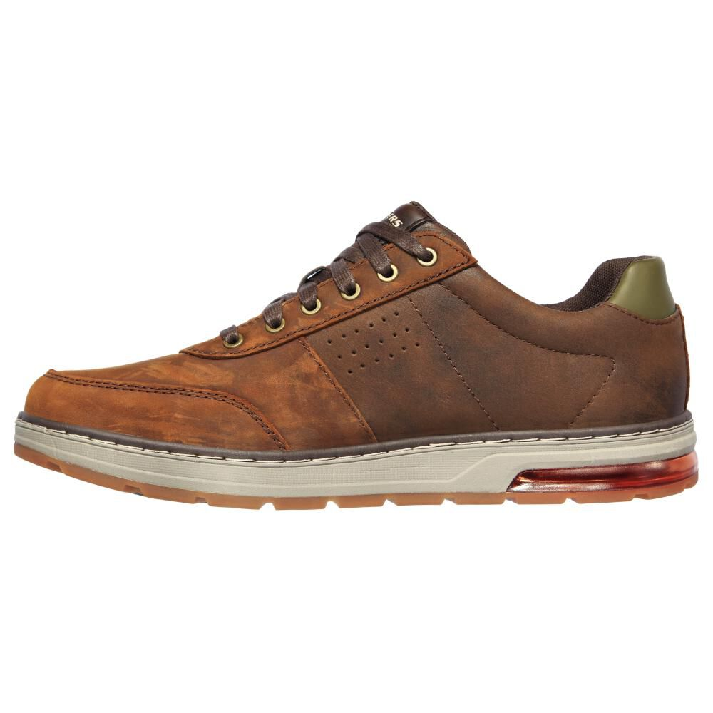 Zapato Casual Hombre Skechers image number 2.0