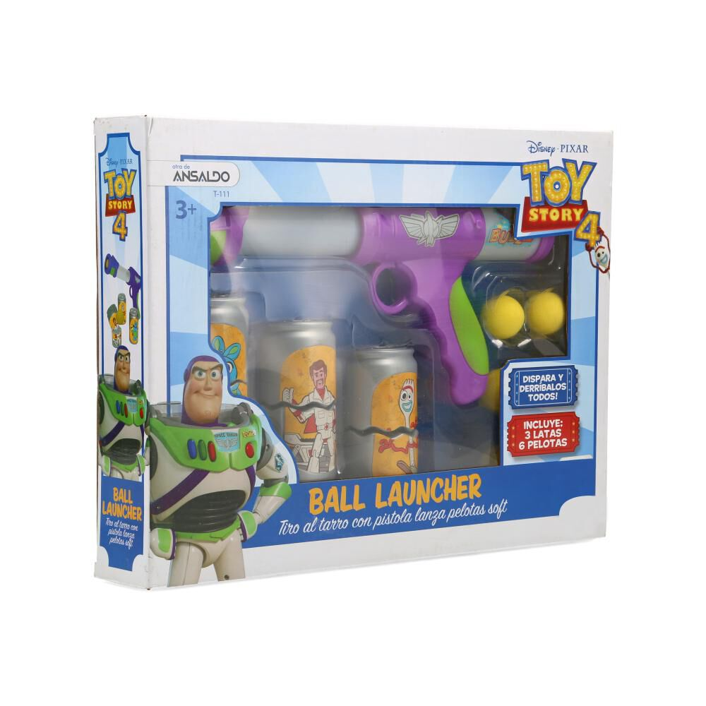 Tiro Al Blanco Con Pistola Toy Story image number 1.0