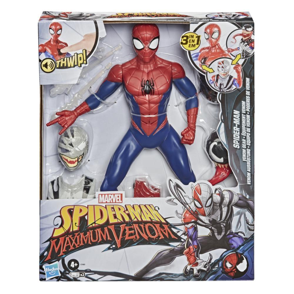 Marvel Spider-man Maximum Venom / 30 Cm image number 1.0
