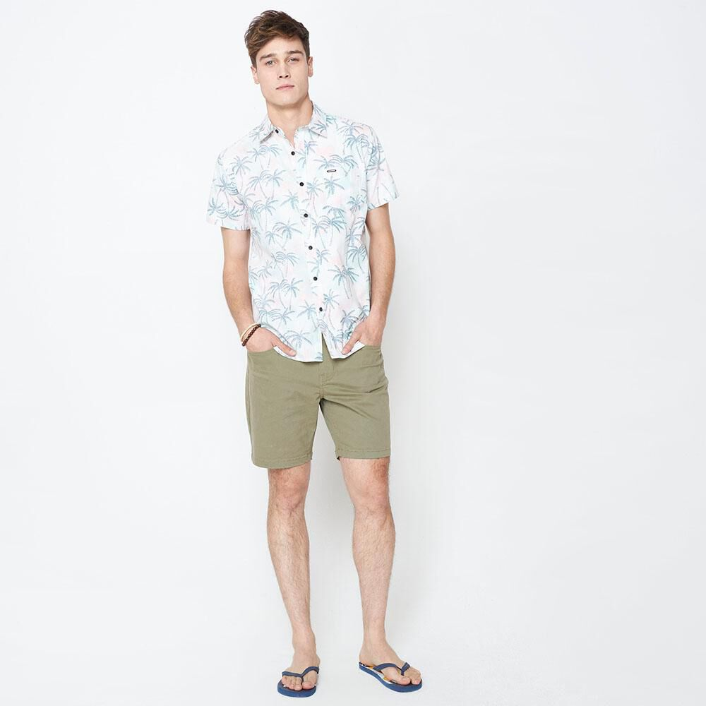 Camisa Hombre Ocean Pacific image number 1.0