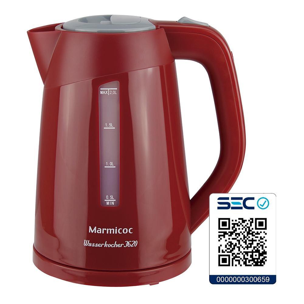 Hervidor  Marmicoc Ma3620 image number 2.0