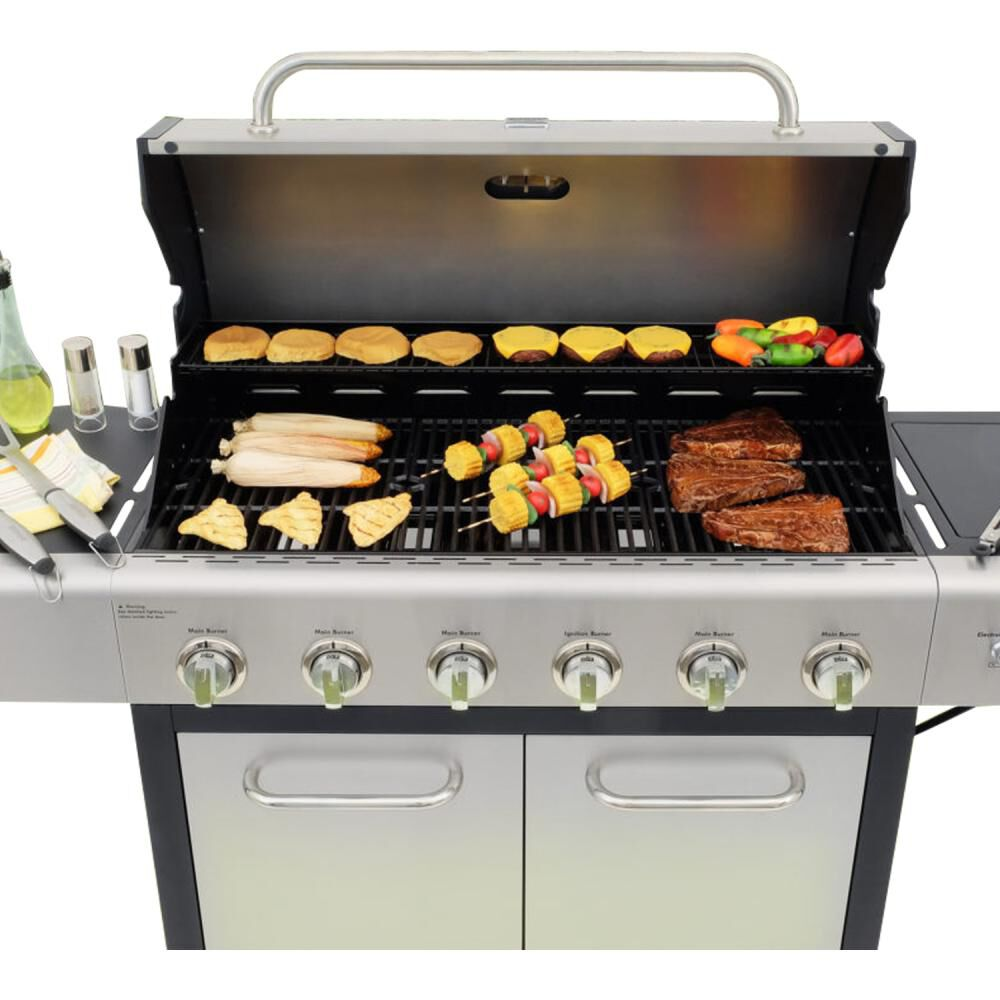 Parrilla A Gas Kenmore 47223 image number 5.0