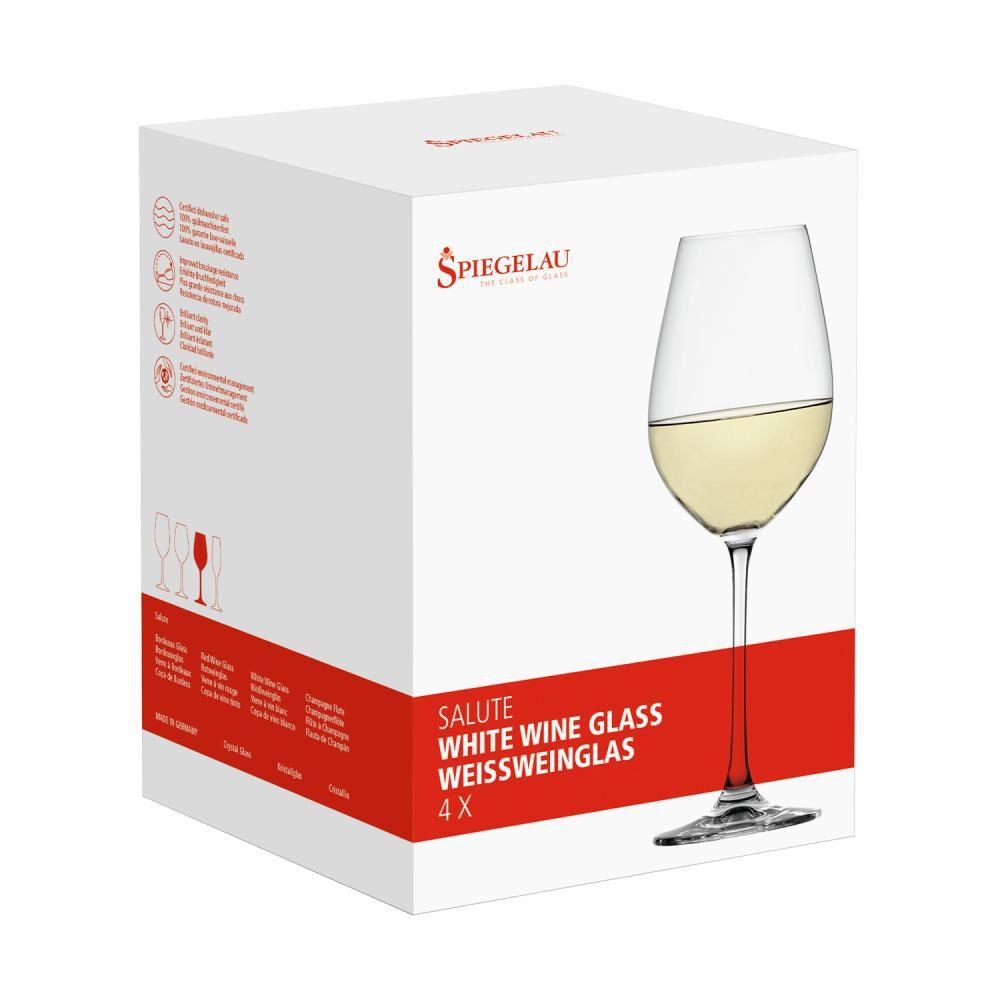 Set De Copas Spiegelau Salute Vino Blanco / 4 Piezas image number 2.0