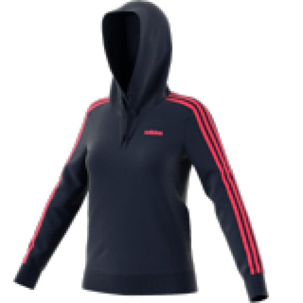 Poleron Deportivo Mujer Adidas Essentials Fleece 3s image number 1.0