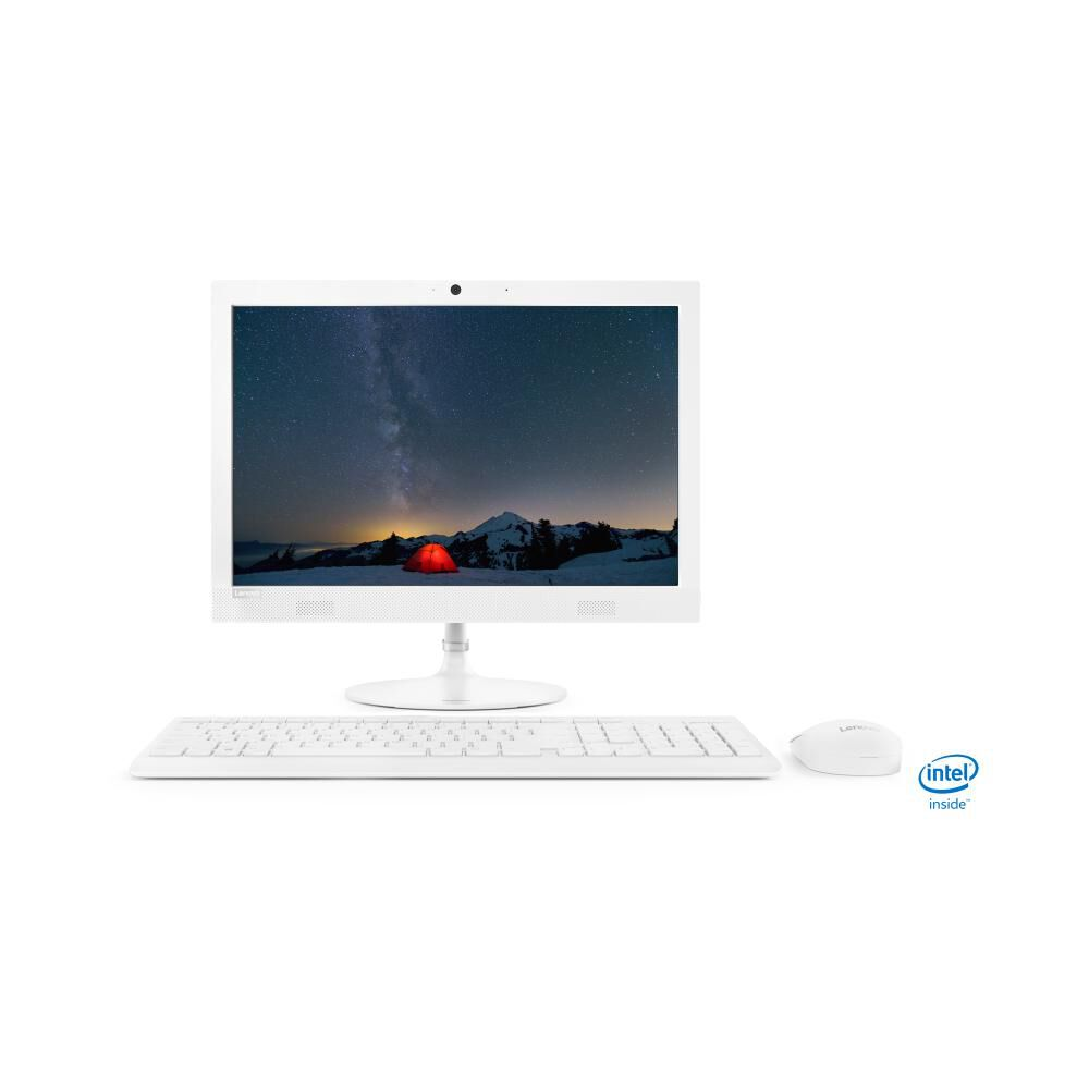 """All In One Lenovo Ideacentre Aio 330 / Intel Celeron / 4 Gb Ram / Intel Uhd Graphics 600 / 500 Gb Hdd / 19.5"""" image number 1.0"""