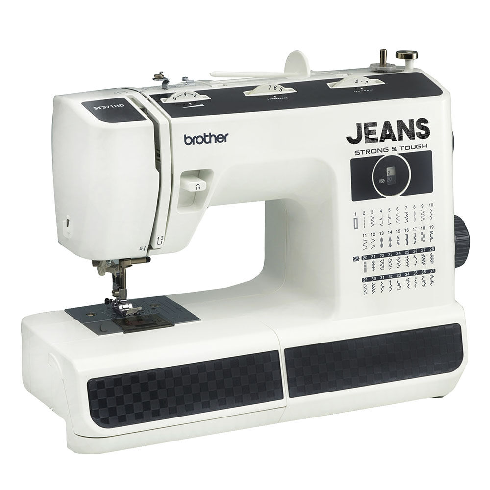 Máquina De Coser Brother Jeans St371Hd | HITES