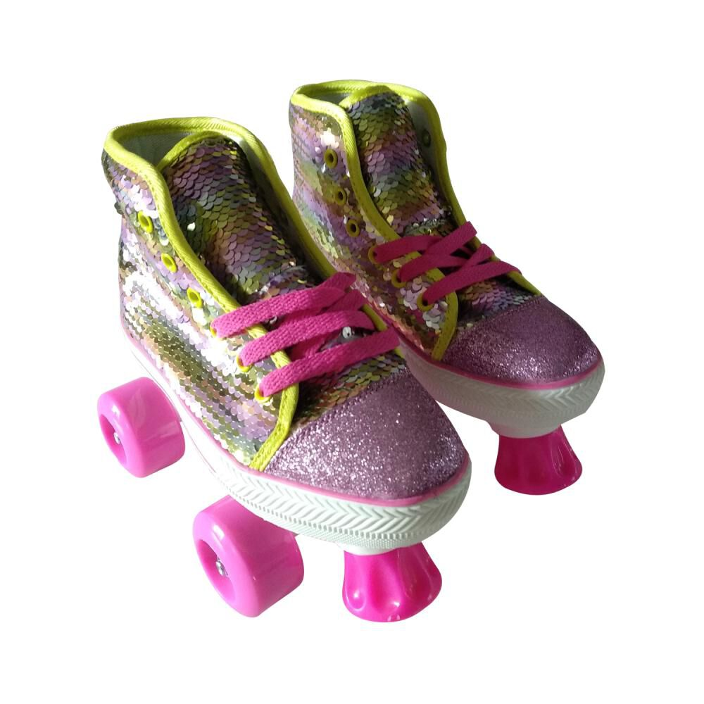 Patines Htoys Patines Lentejuelas image number 0.0