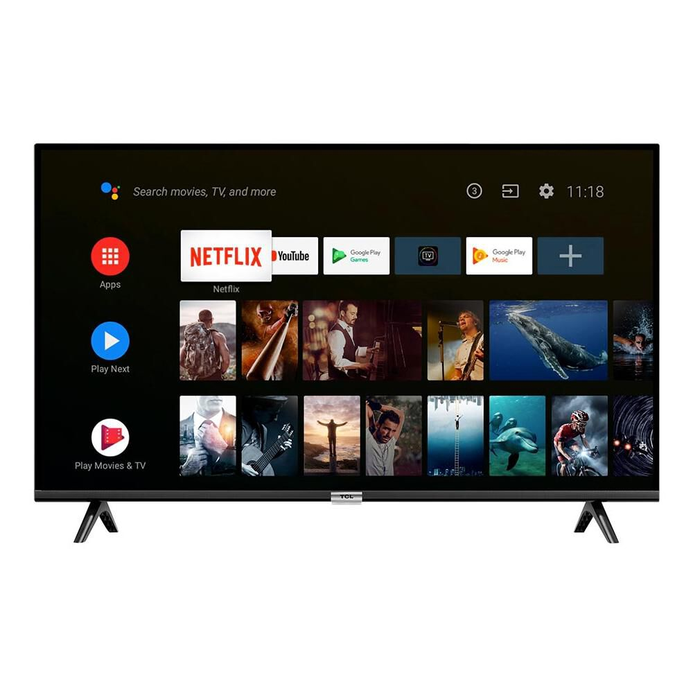 "Led TCL 43S6500 / 43"" / Full HD / Smart Tv image number 1.0"