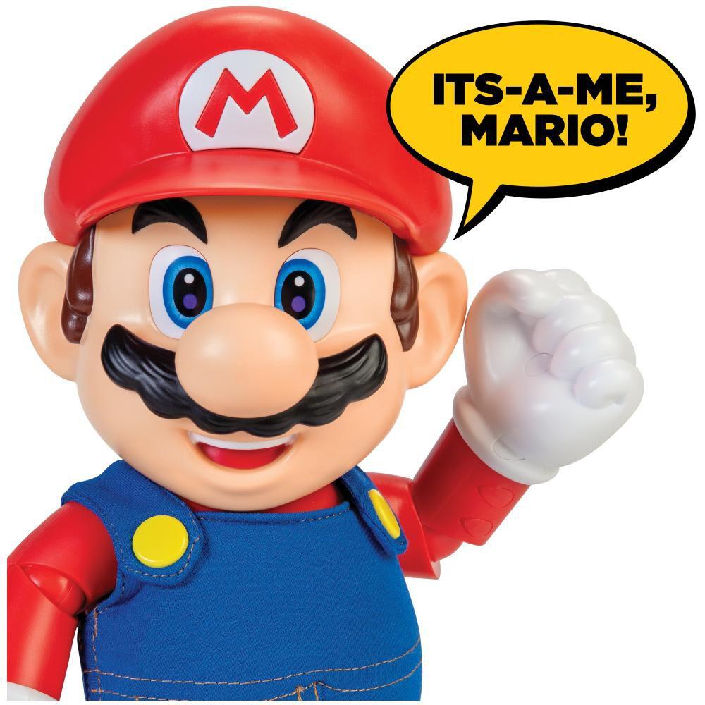 Figura Nintendo Mario Con Sonido image number 4.0