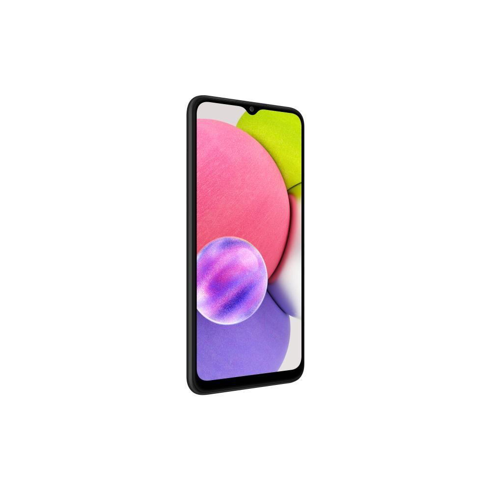 Smartphone Samsung Galaxy A03s Negro / 64 Gb / Liberado image number 3.0