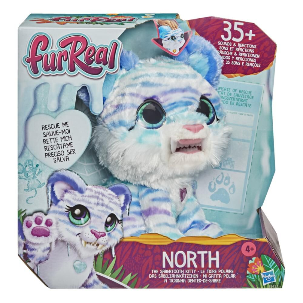 Peluches Furreal North, Mi Gatita Polar image number 5.0