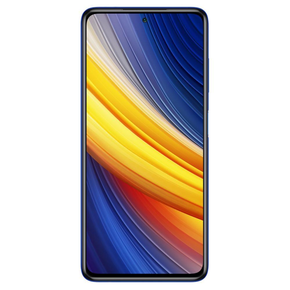 Smartphone Xiaomi Poco X3 Pro Frost Azul / 128 Gb / Liberado image number 0.0