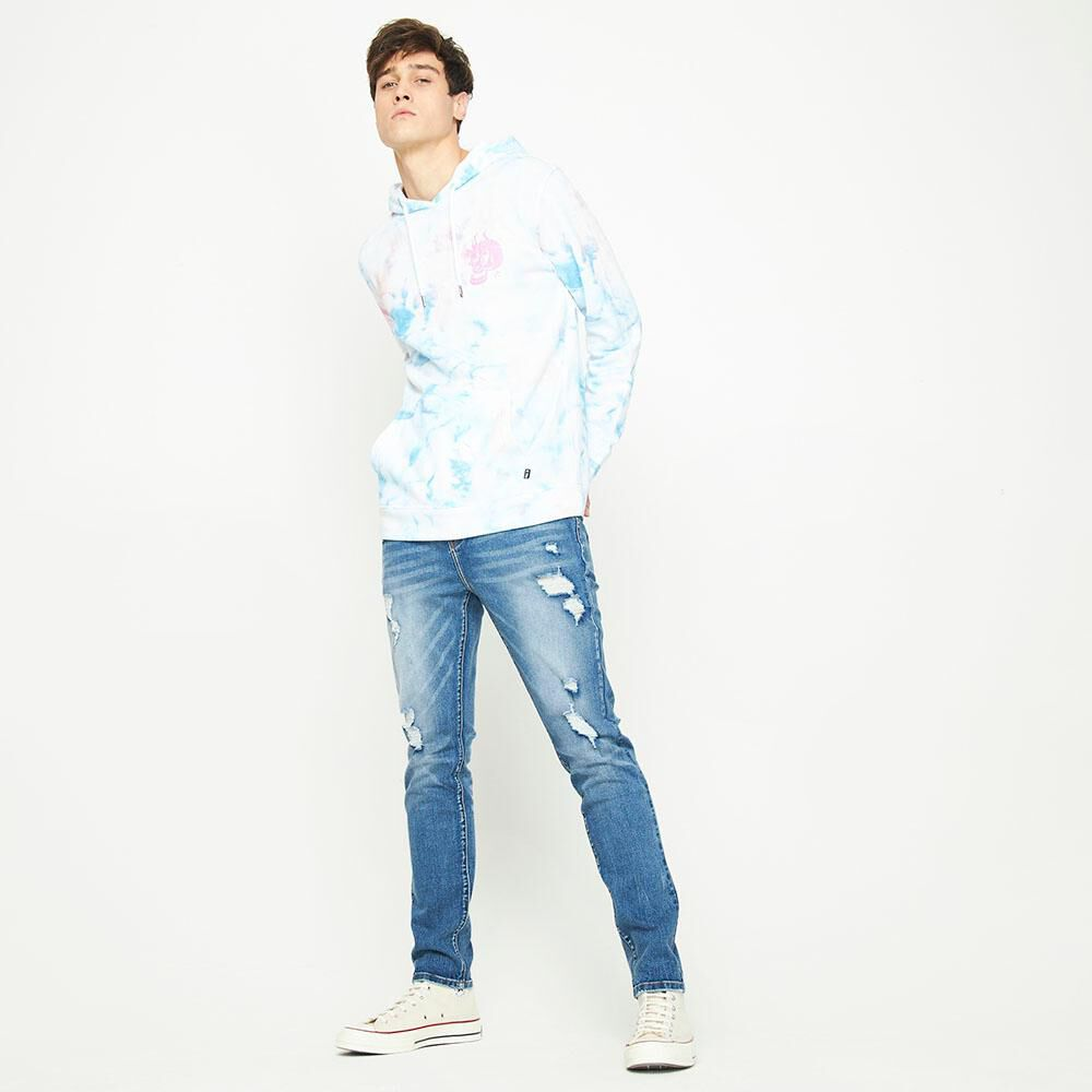 Jeans Hombre Rolly Go image number 5.0