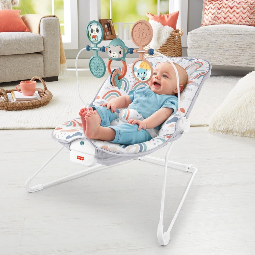 Silla Mecedora Arcoíris Fisher-price Baby image number 4.0