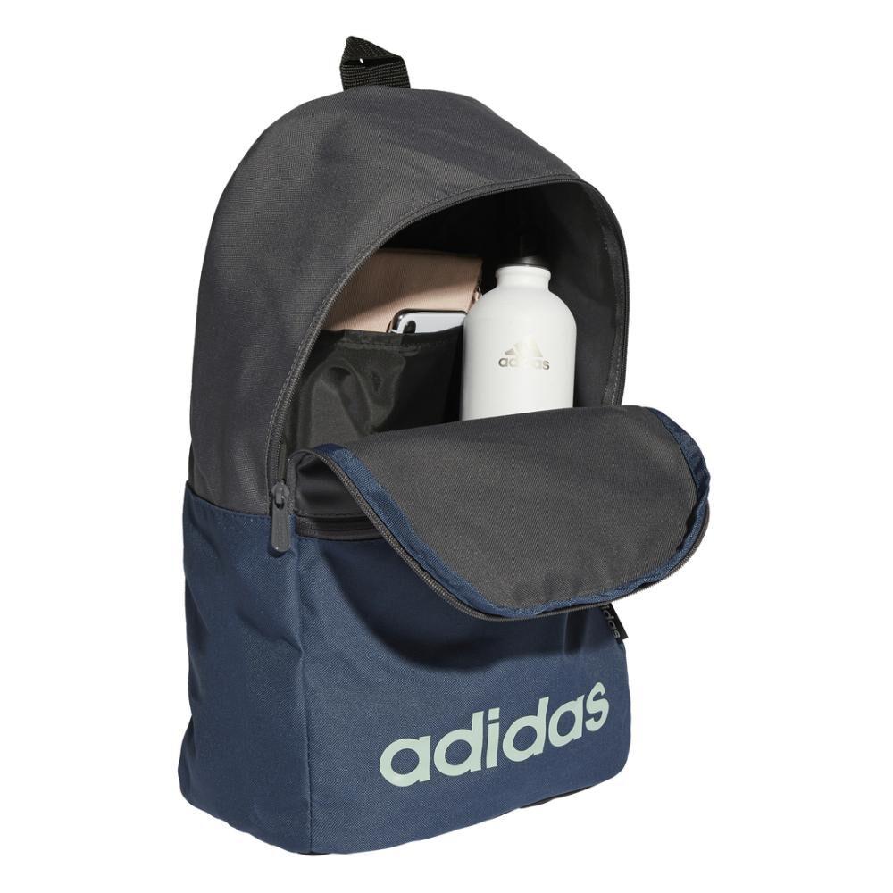 Mochila Unisex Adidas Classic Daily / 20 Litros image number 5.0