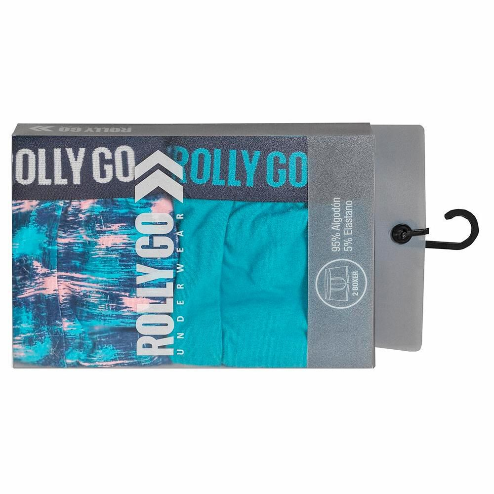 Pack Boxer Hombre Rolly Go image number 6.0