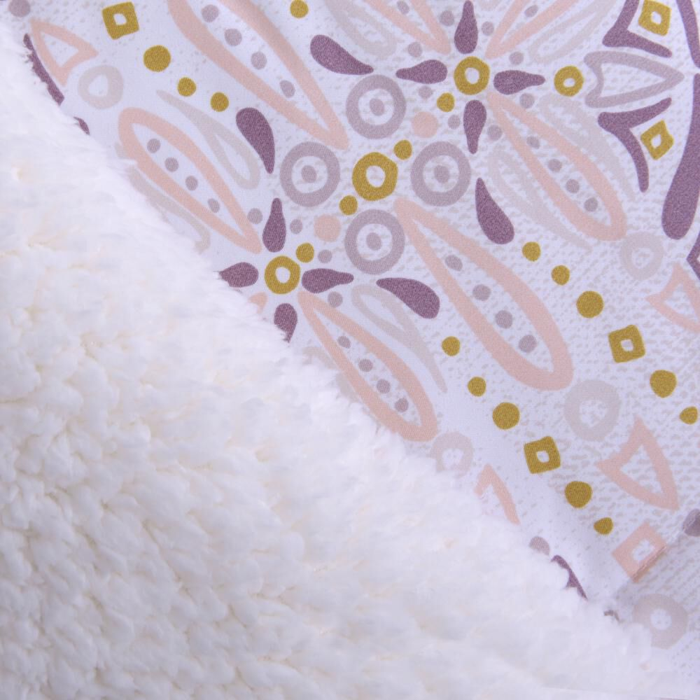 Plumón Sherpa Sohome By Fabrics / 2 Plazas image number 2.0