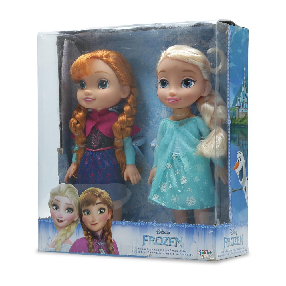 Muñeca Slimy Toddler Frozen Pack image number 0.0