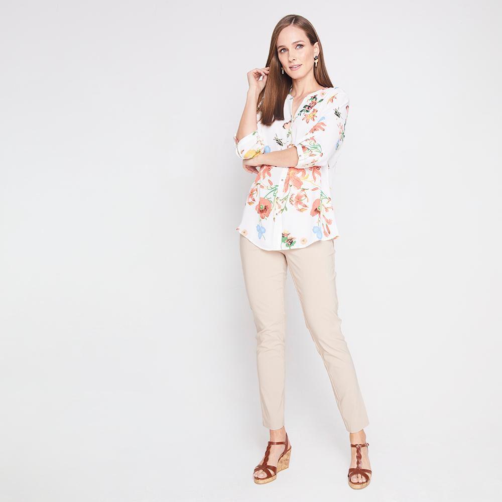 Pantalon de Vestir Mujer Lesage image number 1.0