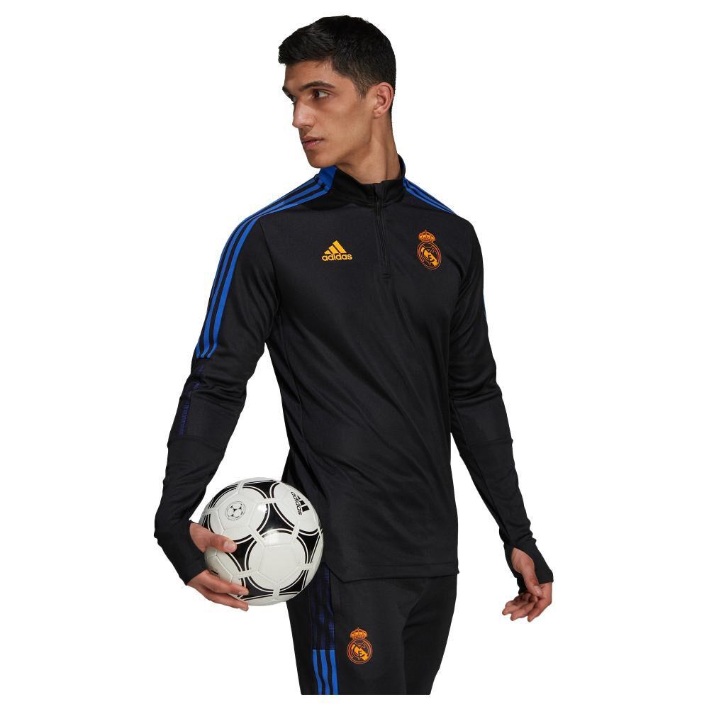 Polera Hombre Adidas Real Madrid Tiro image number 2.0