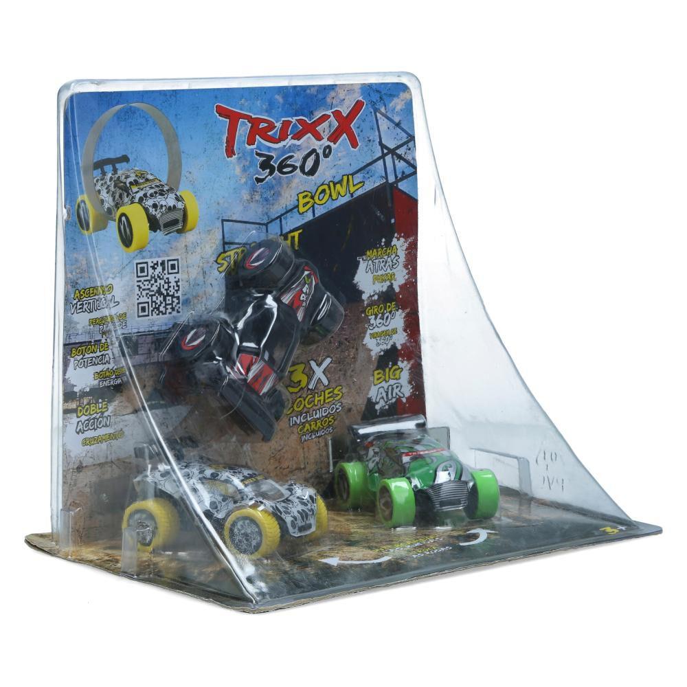 Auto De Juguete Trixx360 Fast Track, image number 0.0