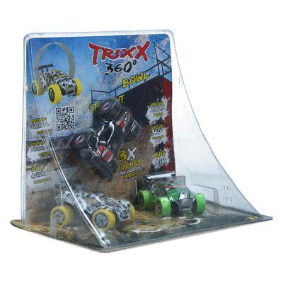 Auto De Juguete Trixx360 Fast Track,