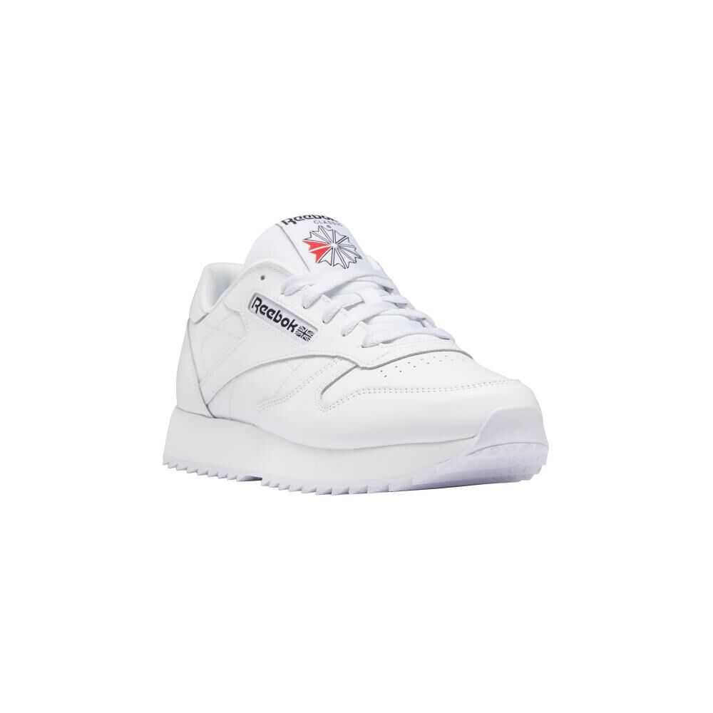Zapatilla Running Mujer Reebok Classic Leather Ripple image number 0.0
