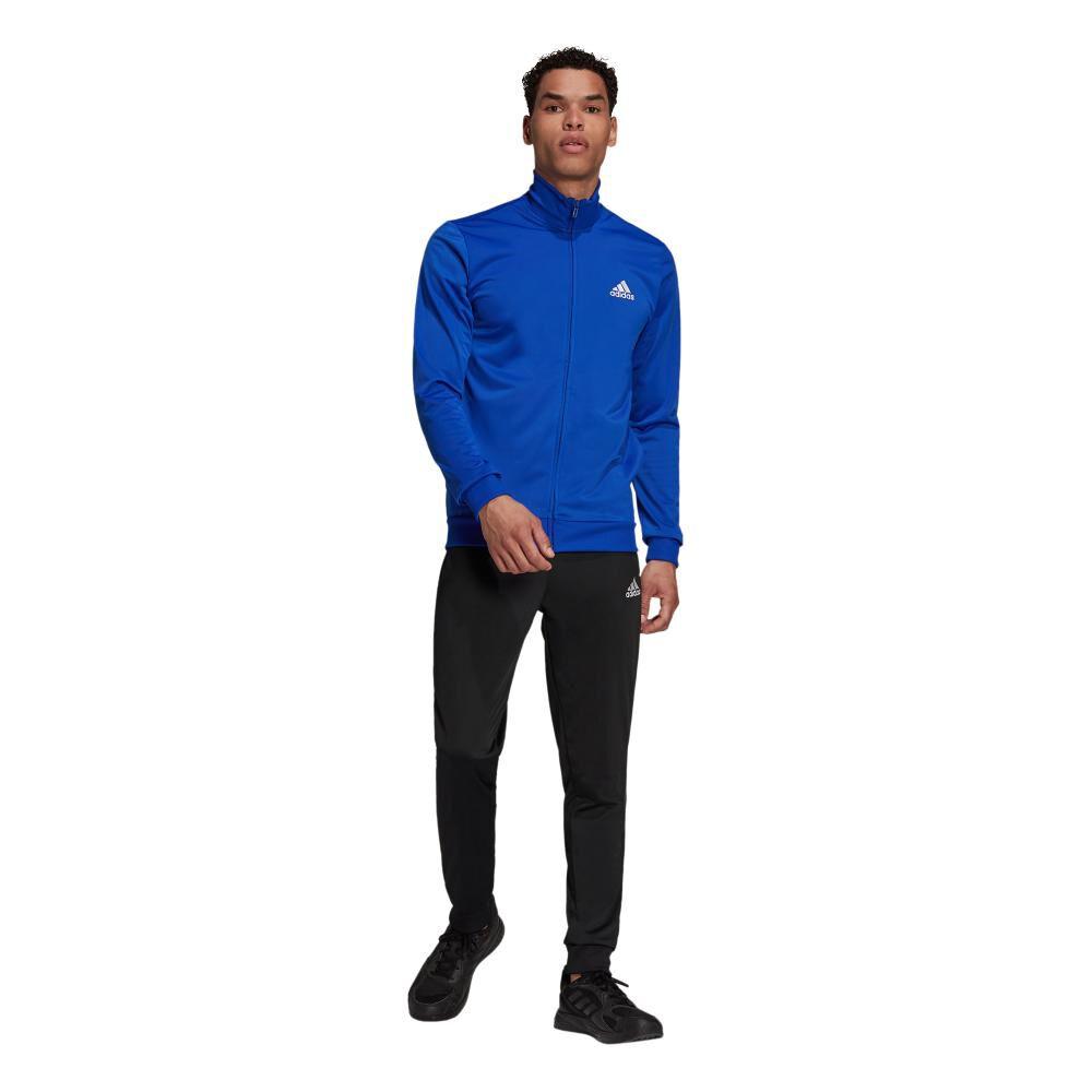 Buzo Hombre Adidas Primegreen Essentials Small Logo image number 1.0