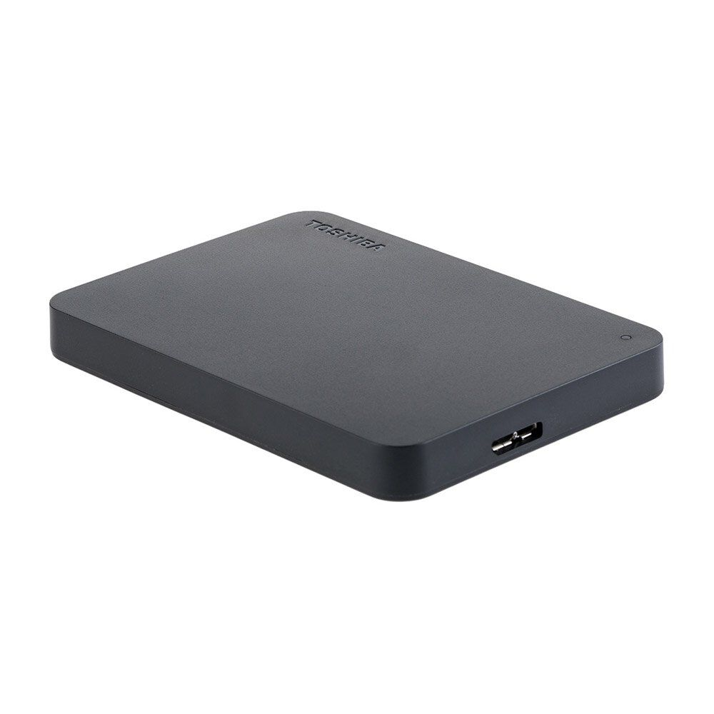 Disco Duro Toshiba Canvio Basic Black / 1 TB