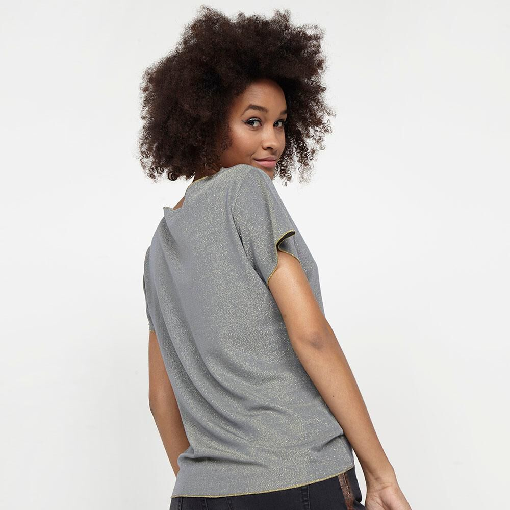 Polera  Mujer Rolly Go image number 2.0