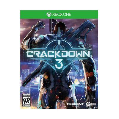 Juego Xbox One  Crackdown 3
