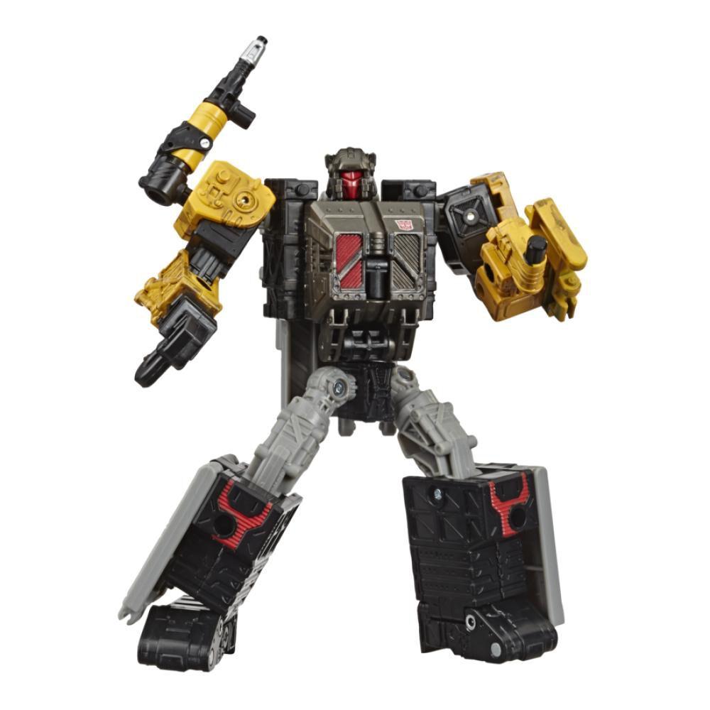Figura De Accion Transformers Gen Wfc E Deluxe Ironworks image number 4.0