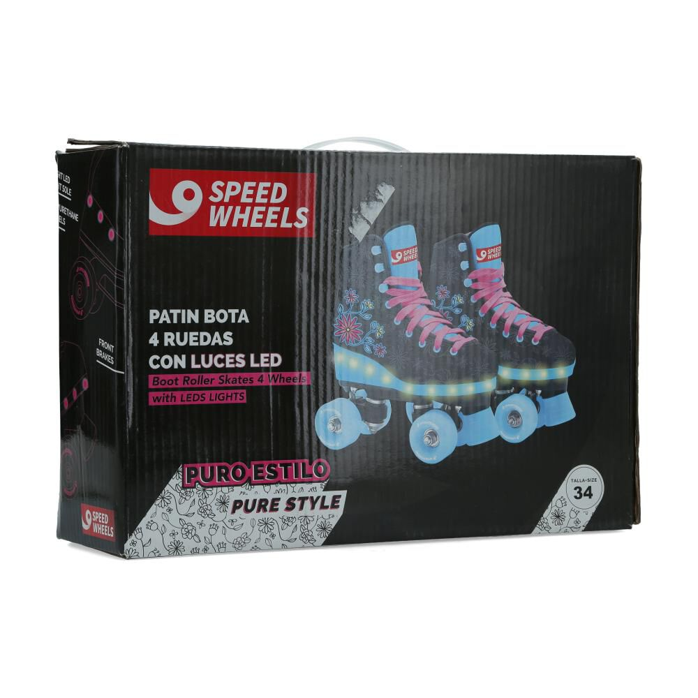 Patines Hitoys Kds-20a-C image number 2.0