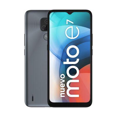 Smartphone Motorola E7 Gris / 32 Gb / Wom