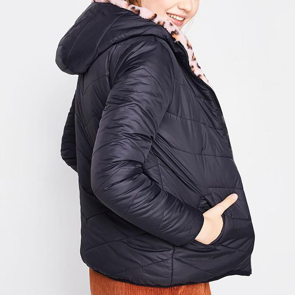Parka Reversible Mujer Freedom image number 5.0