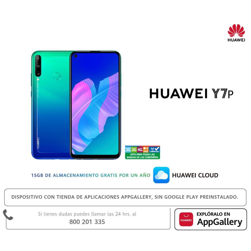 Smartphone Huawei Y7p 64 Gb - Liberado image number 5.0