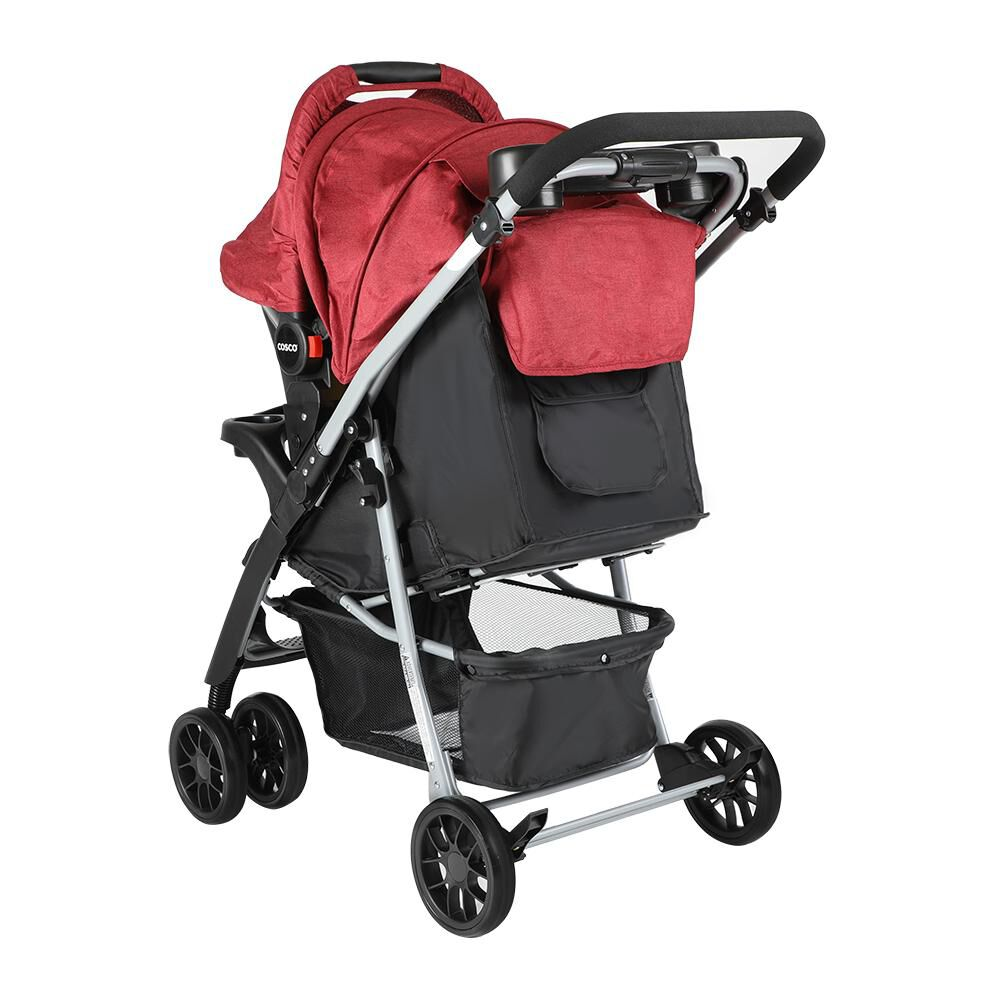 Coche Cosco Travel System Truck Burdeo image number 1.0
