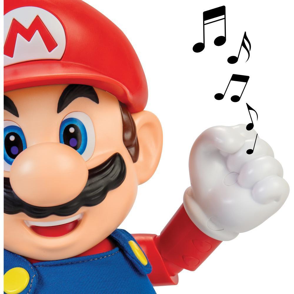 Figura Nintendo Mario Con Sonido image number 3.0