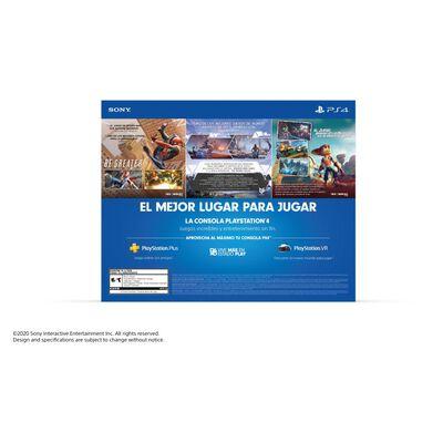 Mega Pack 15 Sony Ps4 Slim 1 Tb