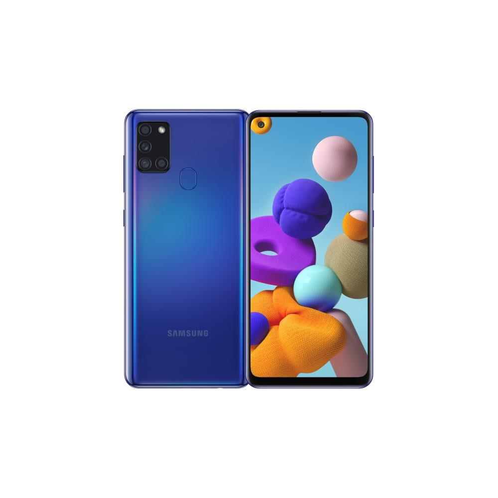 Smartphone Samsung A21s Azul / 128 Gb / Wom image number 0.0
