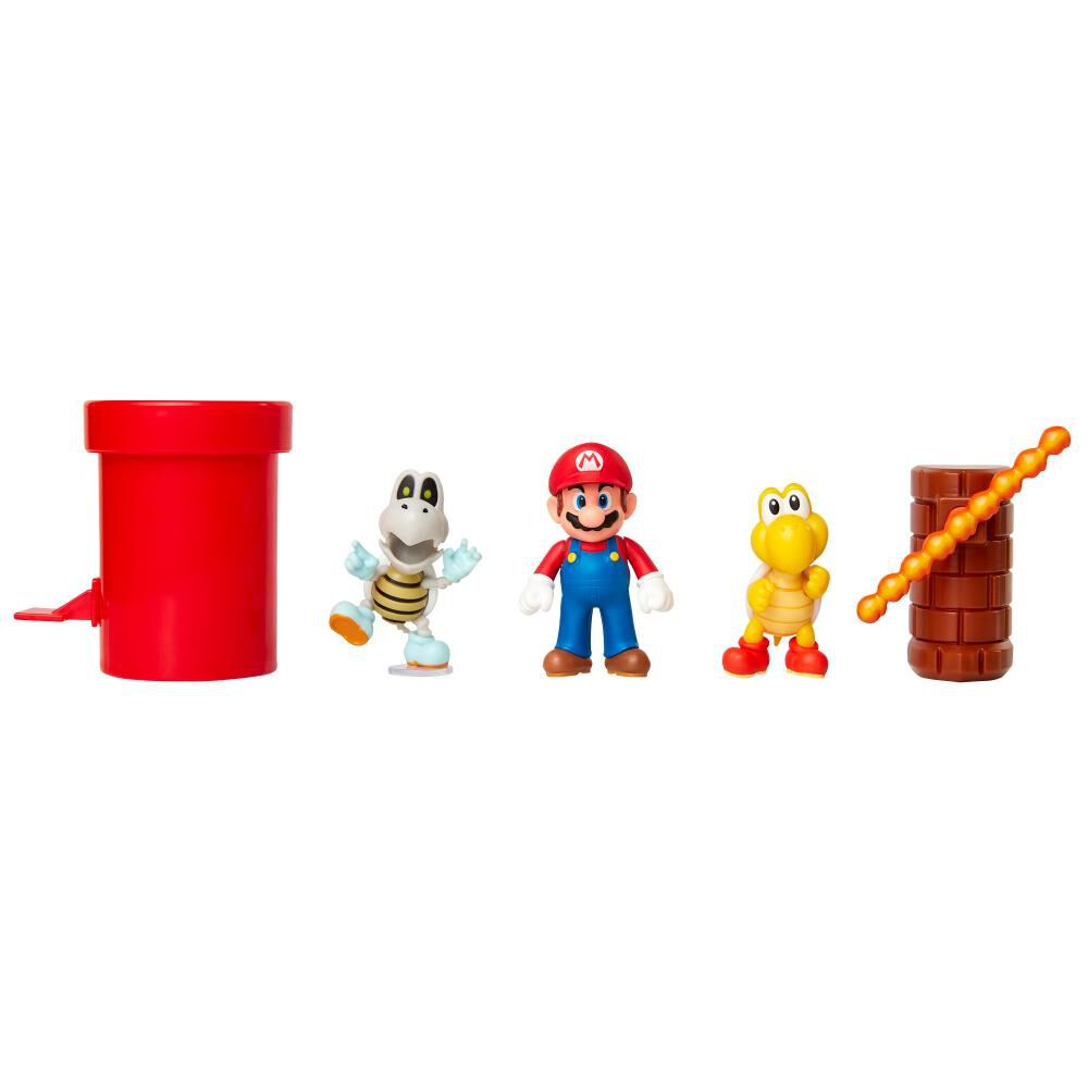 Figura Coleccionable Nintendo Playset Diorama Calabozos image number 2.0