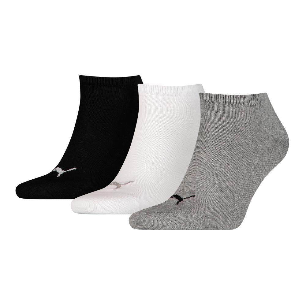 Calcetines Unisex Puma Sneaker Plain / 3 Pares image number 0.0