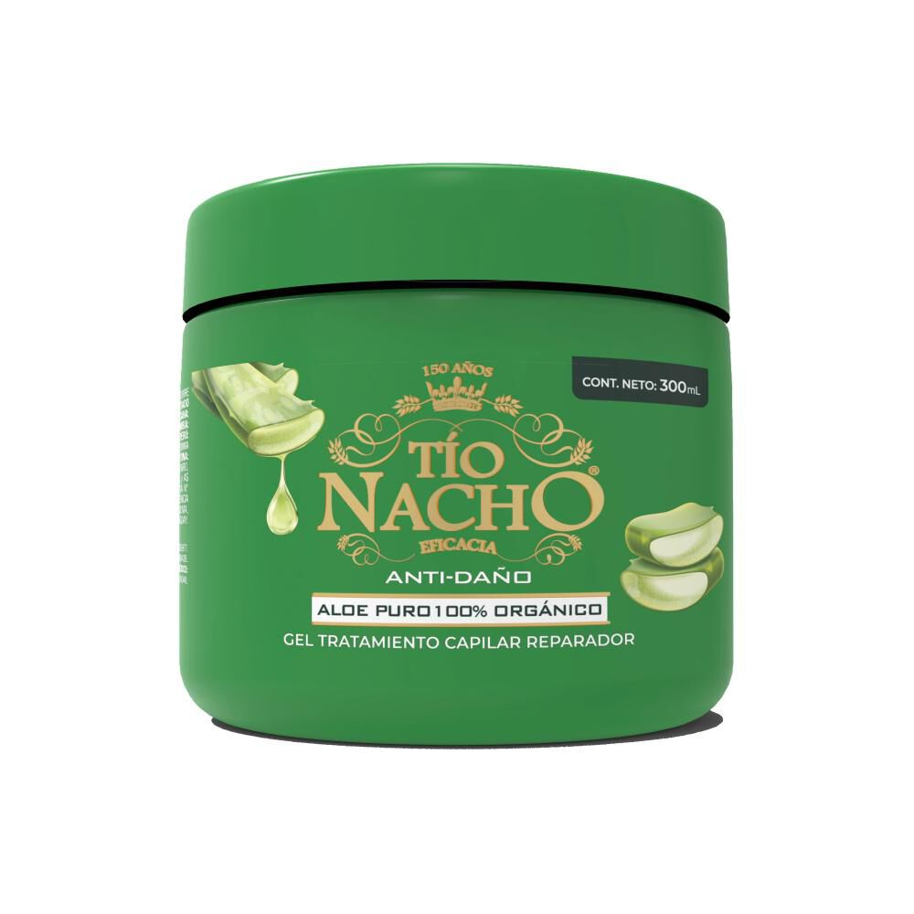 Crema Capilar Tío Nacho / 300ml image number 0.0