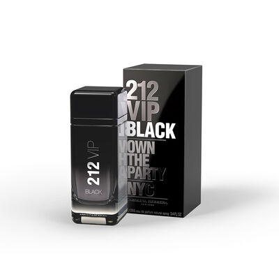 Perfume Carolina Herrera 212 Vip Black / 100 Ml / Edp /