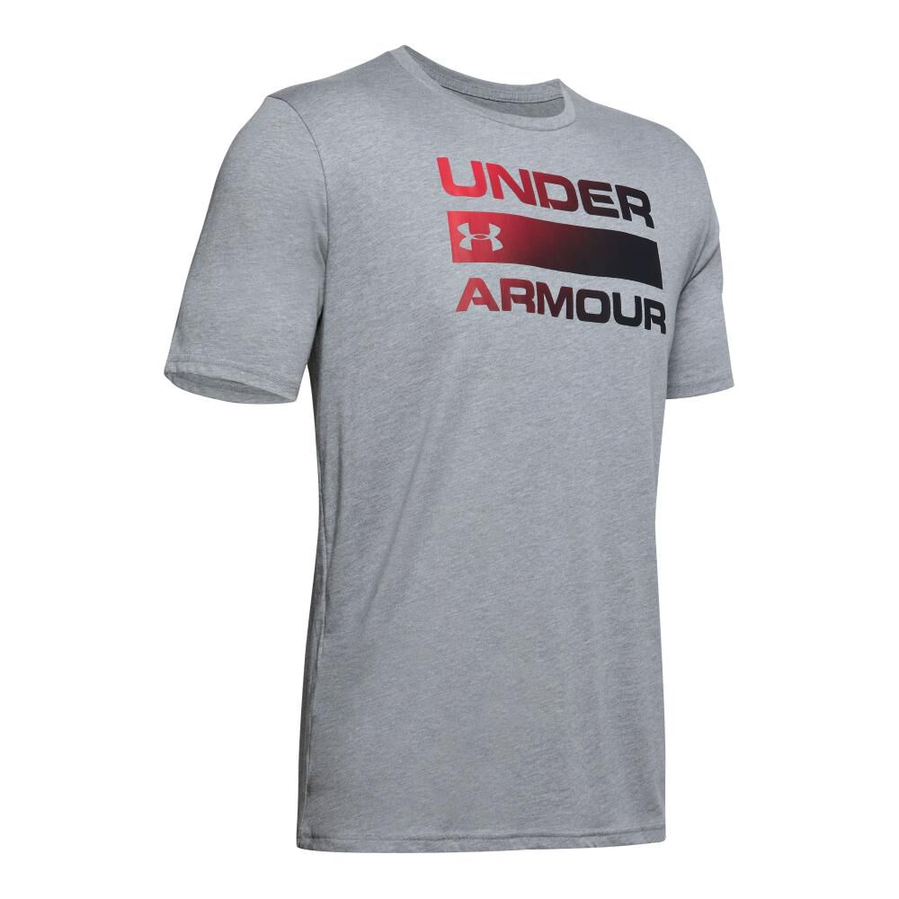 Polera Hombre Under Armour image number 0.0