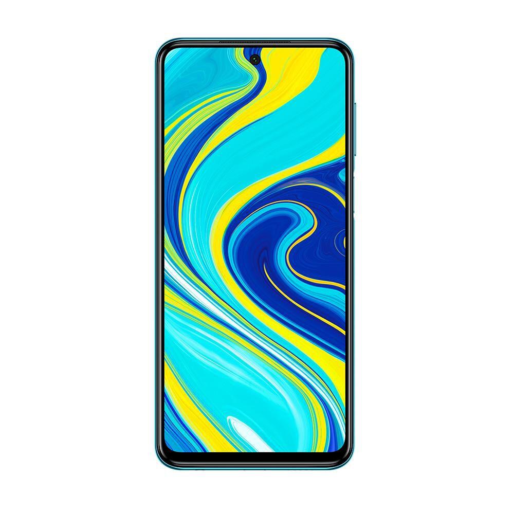 Smartphone Xiaomi Redmi Note 9S  Aurora Blue  /  64 Gb   /  Liberado image number 0.0
